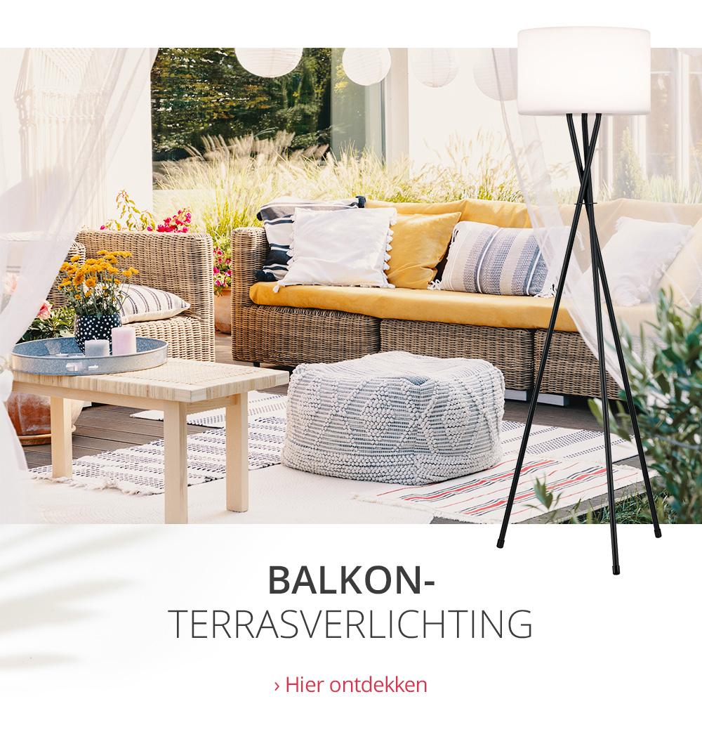 balkon- terrasverlichting
